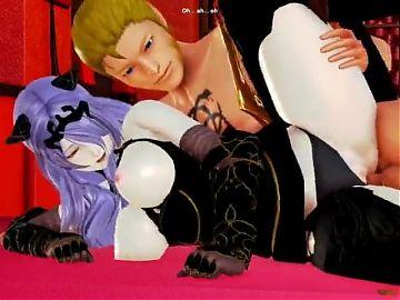 Camilla 3d hentai