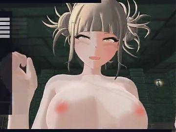 3d hentai Himiko Toga
