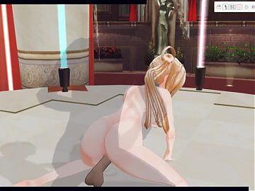Amber 3d hentai